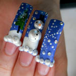Winter Wonder Nails