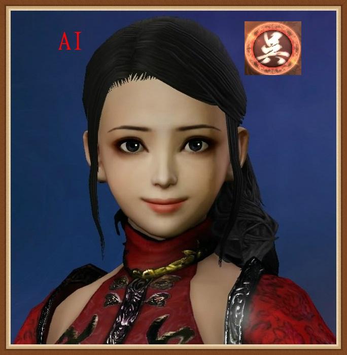 Ai (Dynasty Warriors OC) by CrystalMoonlightIII