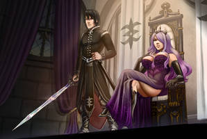 Shadow of Nohr [Fire Emblem] Camilla and Keiji