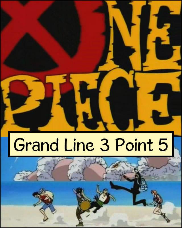 One Piece: Grand Line 3.5-000