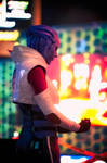 Afterlife - Aria T'loak Mass Effect 3 cosplay