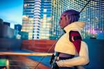 Overlook - Aria T'loak Mass Effect 3 Cosplay