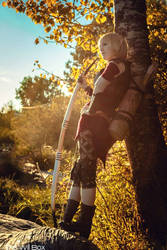 Sera cosplay - Dragon Age: Inquisition