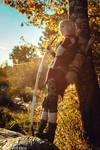 Sera cosplay - Dragon Age: Inquisition