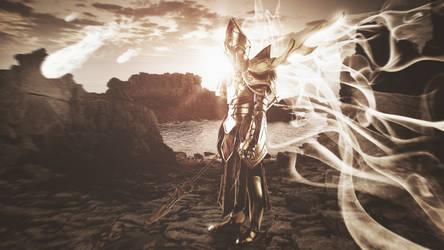 Imperius Archangel of Valor - Diablo 3 Cosplay