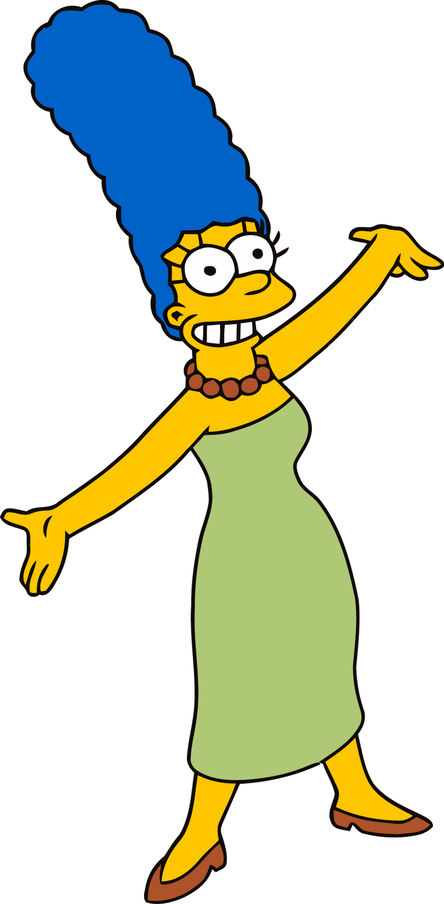 Marge Vector Simpsons by ~Xplict91 on deviantART