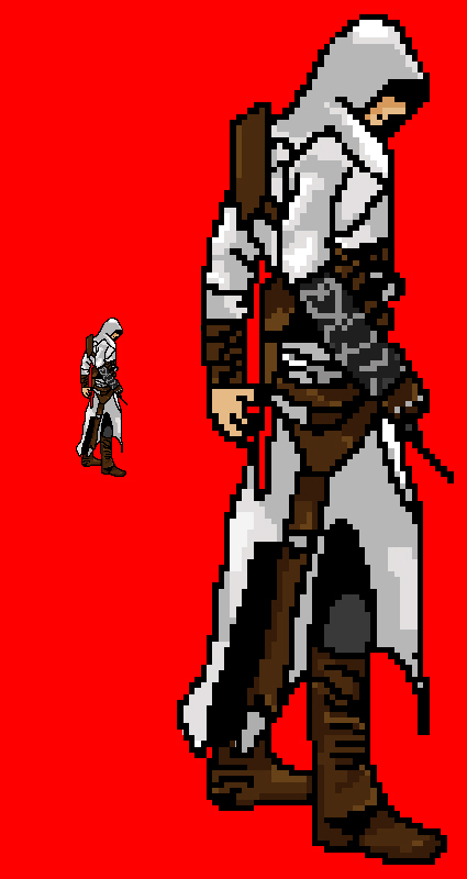 pixel art 16 bit