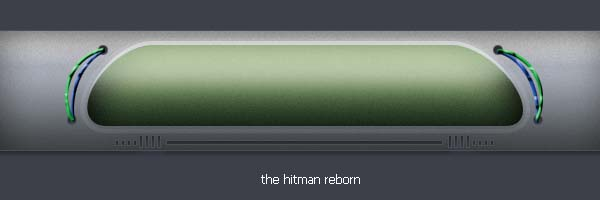 Complete interface with a Glas by the0hitman0reborn