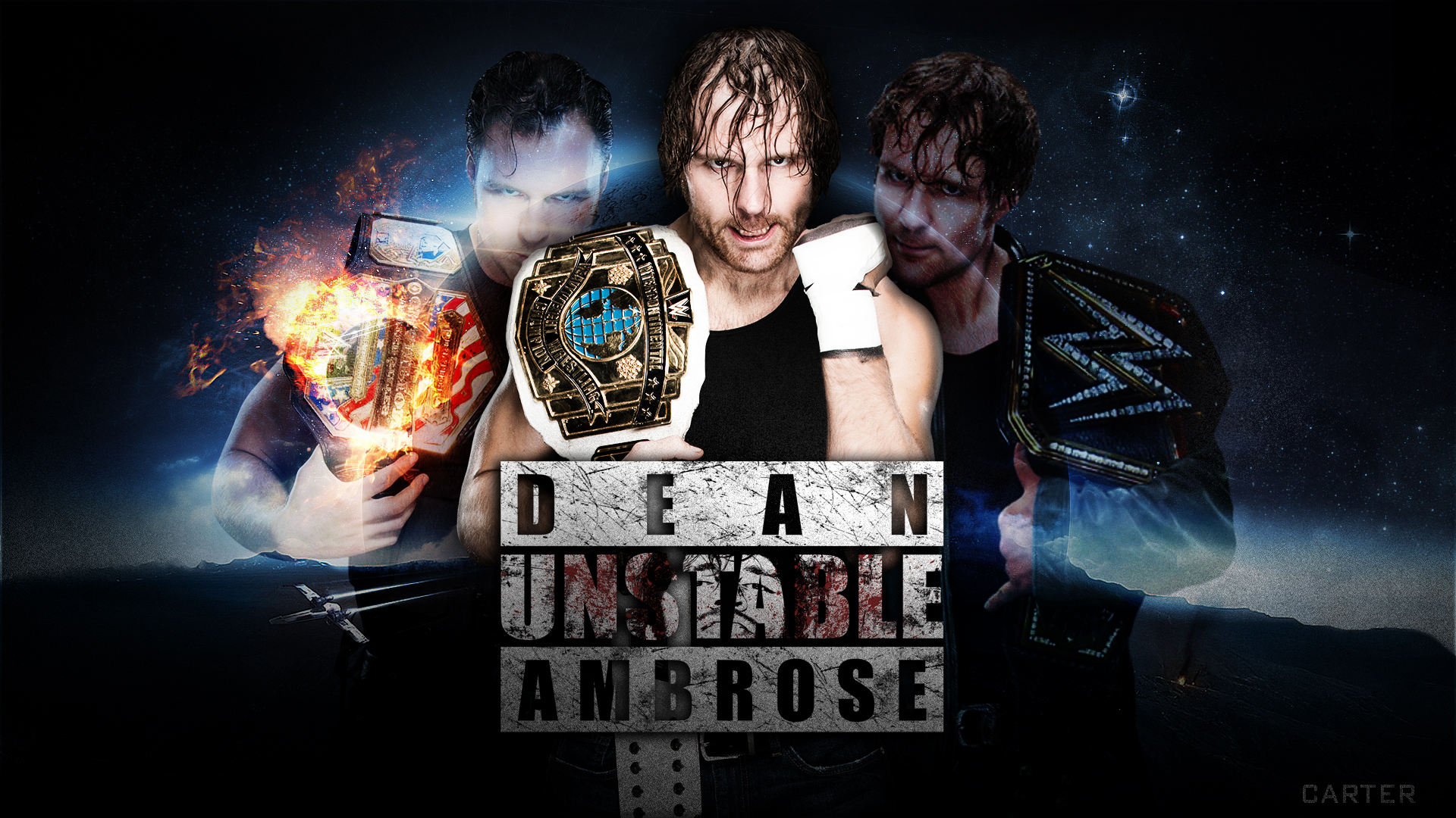 Roman Reigns And Dean Ambrose Wallpaper 2016 57734 Loadtve