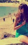 The Beach - Vintage