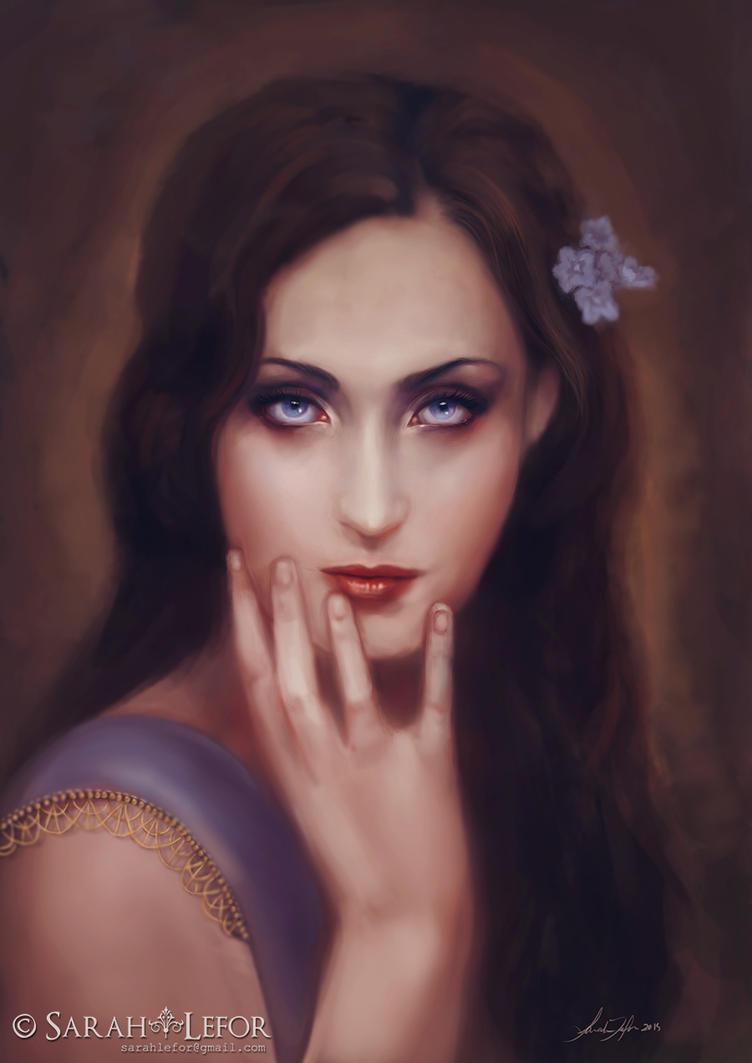 Fantasy Portrait 2015 by SLefor