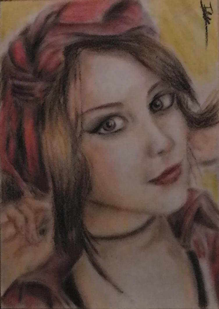 Vicky Redfield by Fdnicholas