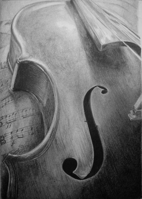 Viola One by ViolistofHameln