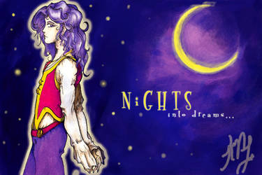 NiGHTS +human version+ by ViolistofHameln