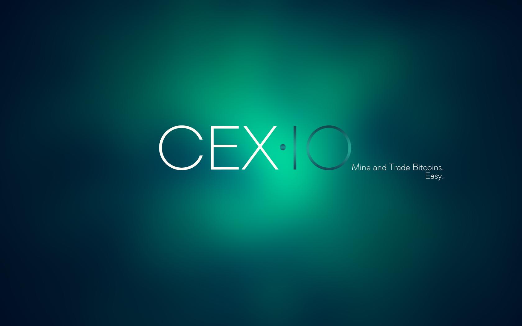 CEXIO Wallpaper Blur