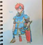 Roy's our boy! (Fire Emblem)