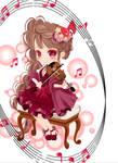 OTA dreamselfy Violinist  (closed)