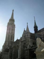 Budapest-MathiasChurc by HermyCicc