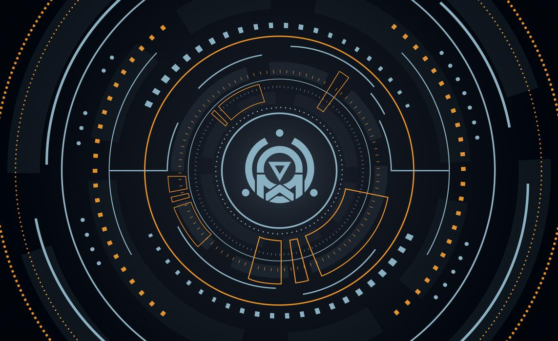 Cyber Tech Wallpaper By RodolfoRamirez