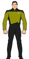Starfleet Ops Male TNG V3