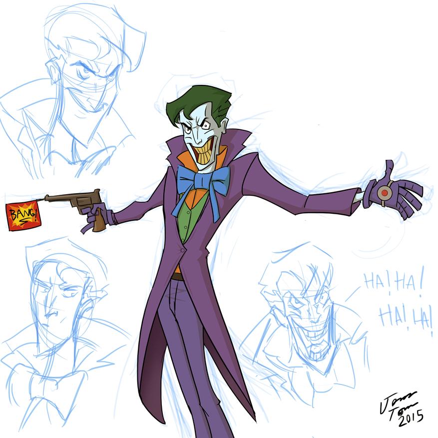 The Joker by jonathanserrot
