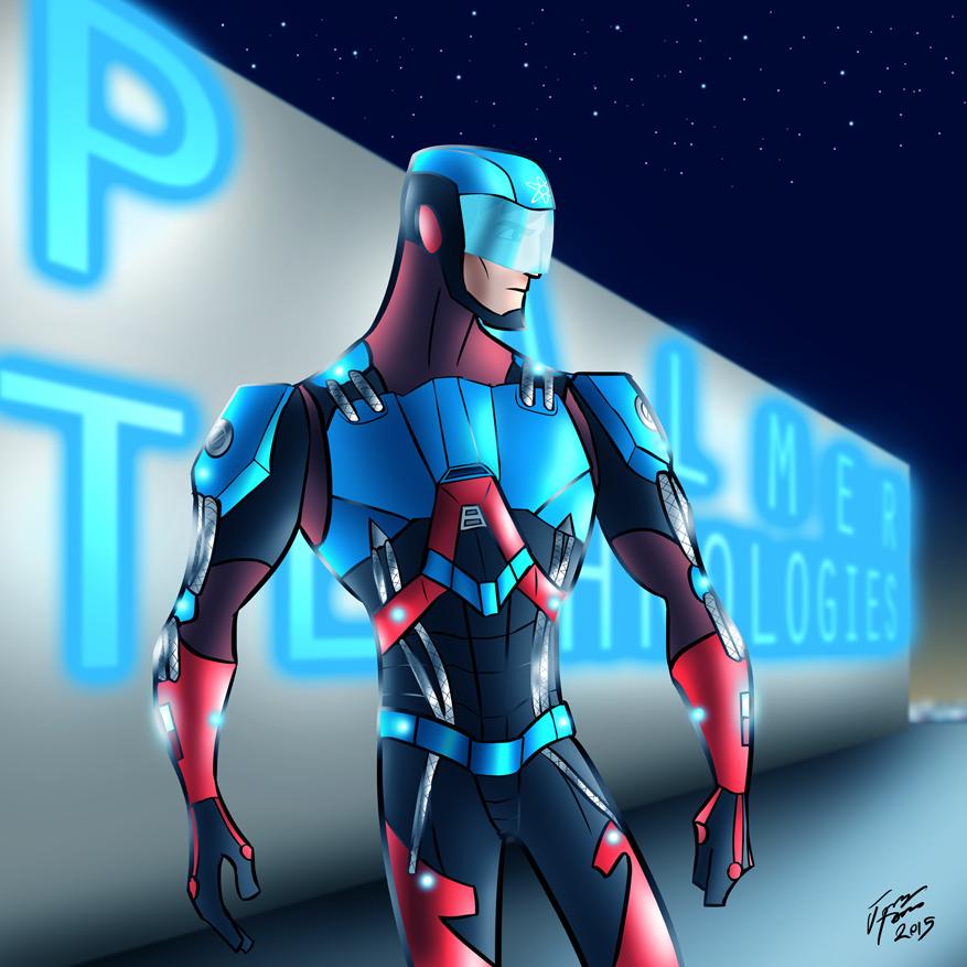 The Atom by jonathanserrot