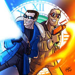 Legends Of Tomorrow: Captain Cold and Heatwave