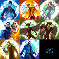 Legends Of Tomorrow by jonathanserrot