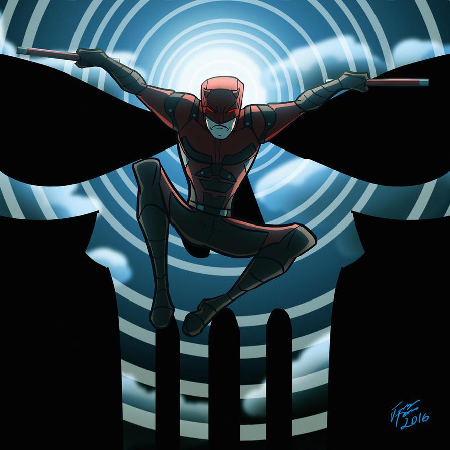 Daredevil Season 2 by jonathanserrot