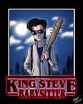 KING STEVE: BABYSITTER