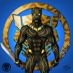 Black Panther: Killmonger (Golden Jaguar)