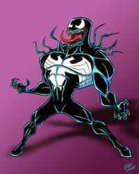 Venom by jonathanserrot