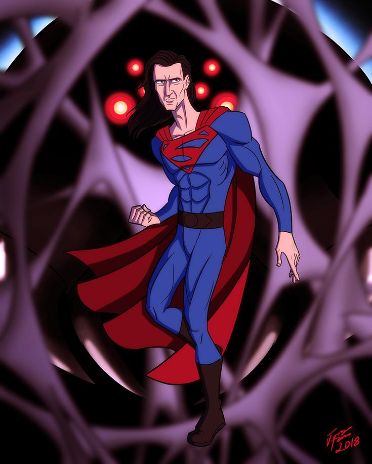 Superman Lives by jonathanserrot