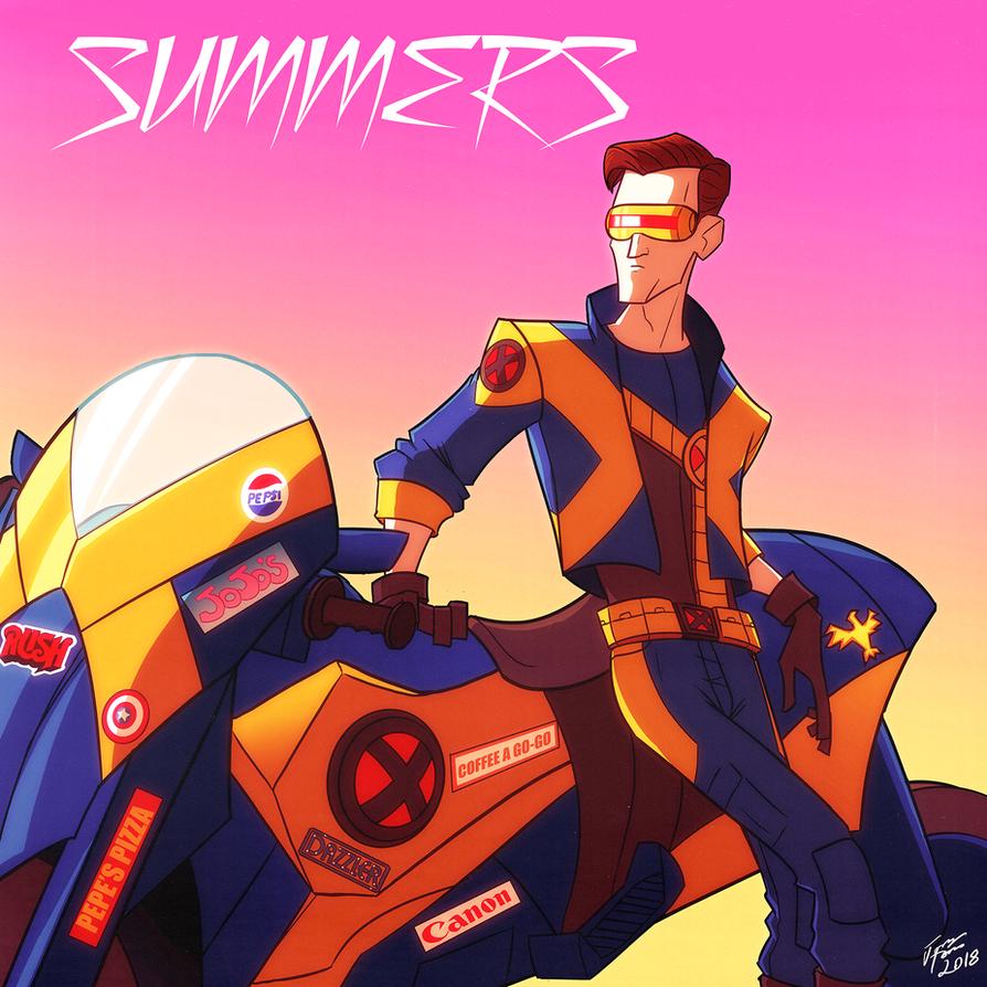Summers by jonathanserrot