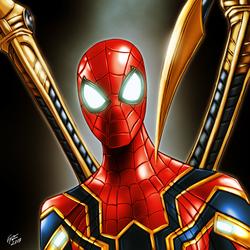 Iron-Spider by jonathanserrot