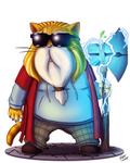 Fat Cat Thor