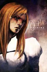 BLEACH-- ORIHIME by DarkChildx2k
