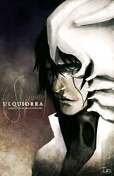 BLEACH-- ULQUIORRA by DarkChildx2k