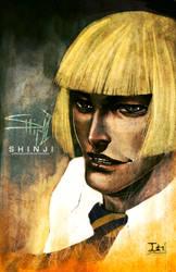 BLEACH-- SHINJI