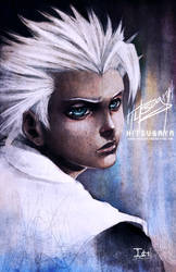 BLEACH-- HITSUGAYA