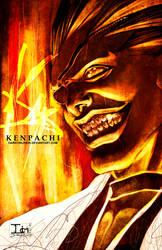 BLEACH-- KENPACHI