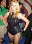 Black Canary cosplay nycc 2010