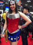 Wonder Woman nycc 2012