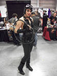 CatWoman cosplay @ nycc 2012