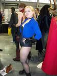 Black Canary cosplay @ nycc 2012