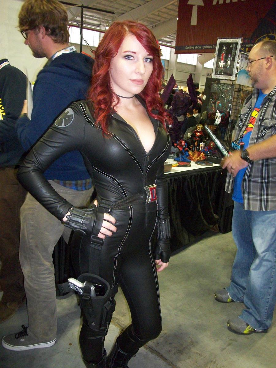 sc 1 st  Statue Forum & Black Widow cosplay [Archive] - Statue Forum