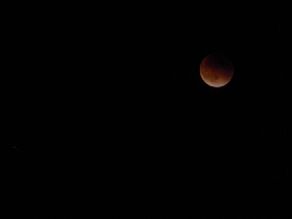 Blood Moon by xwriter389x