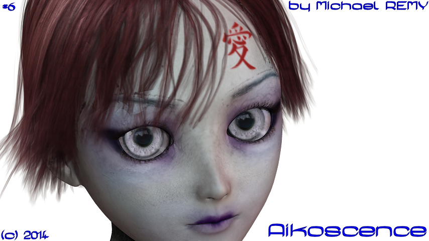Aikoscence 2014 Preview 06 by usamike