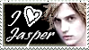 I :heart: Jasper stamp by Soddaya