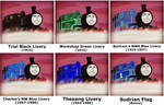 The Many Liveries of Thomas